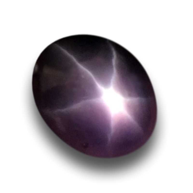 1 14 Carats Natural Unheated Star Sapphire Loose Gemstone