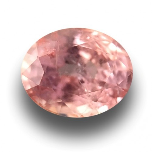 0.98 Carats|Natural Padparadscha|Loose Gemstone|Sri Lanka - New