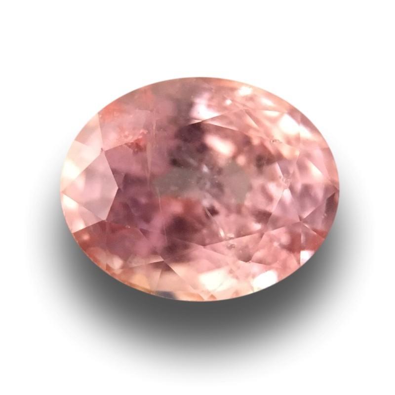 0.98 Carats|Natural Padparadscha|Loose Gemstone|Sri Lanka - New