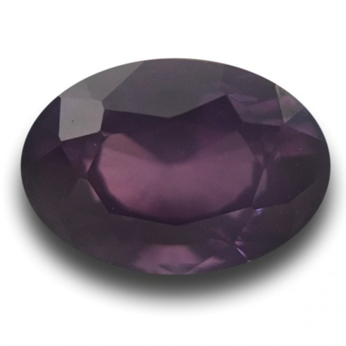 1.52 Carats|| Natural Purple Sapphire|Loose Gemstone|Sri Lanka- New