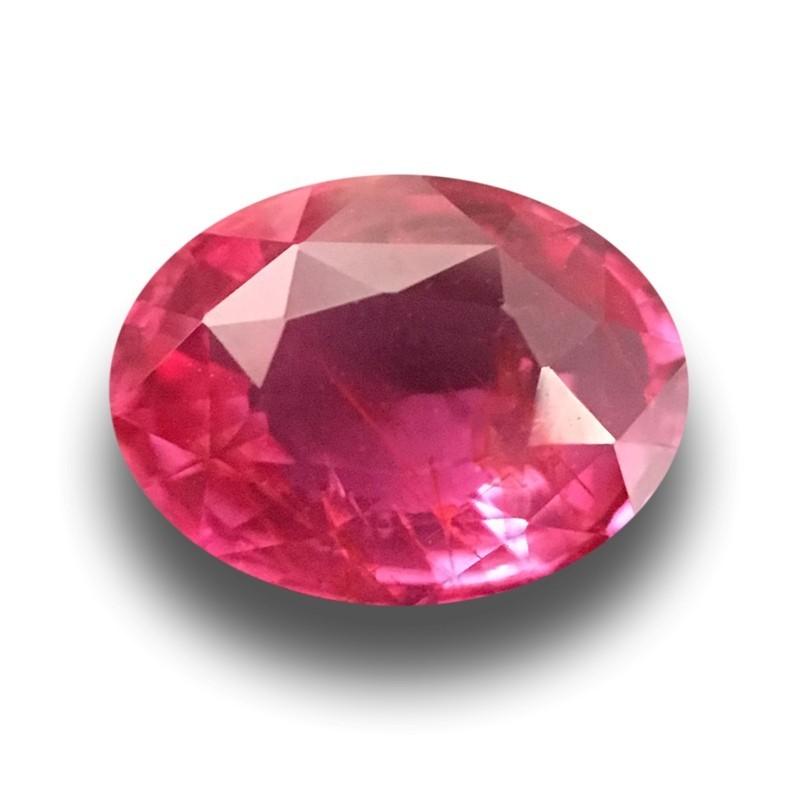 1.06 Carats|Natural Unheated Pink Sapphire|Loose Gemstone|Sri Lanka - New