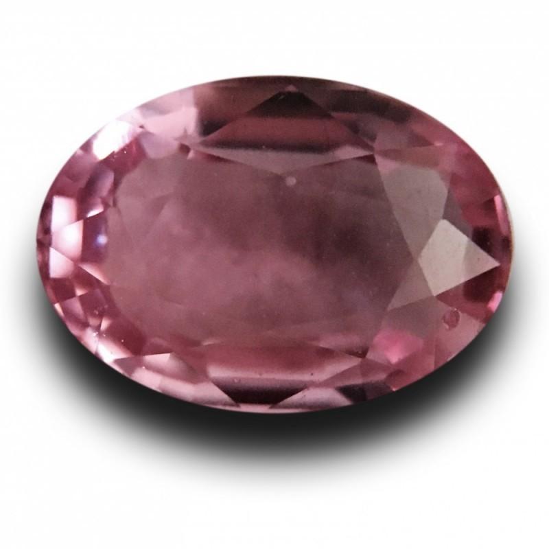 1.05 Carats|Natural Pink Sapphire|Loose Gemstone|Sri Lanka - New