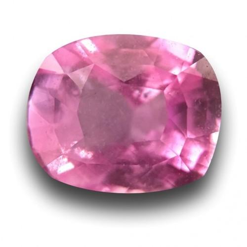 1.55 Carats|Natural Pink Sapphire| Loose Gemstone| Sri Lanka - New