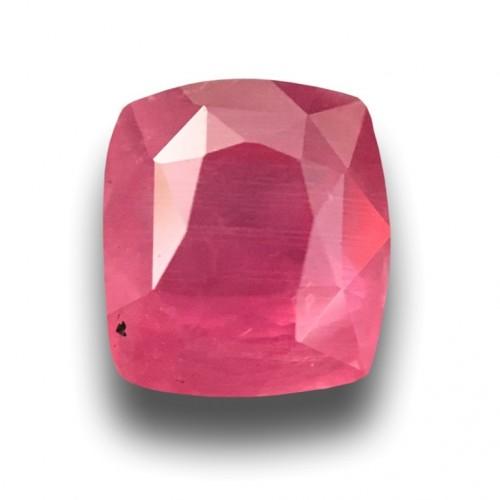 1.83 Carats| Natural Pink Sapphire| Loose Gemstone| Sri Lanka - New