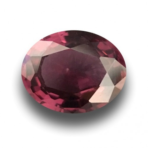 1.86 Carats Natural unheated purple spinel | New Certified| Sri Lanka