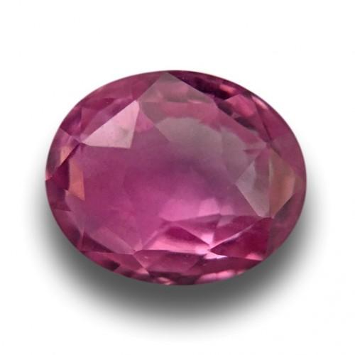 1.03 Carats Natural Pink Sapphire  Loose Gemstone   Sri Lanka - New