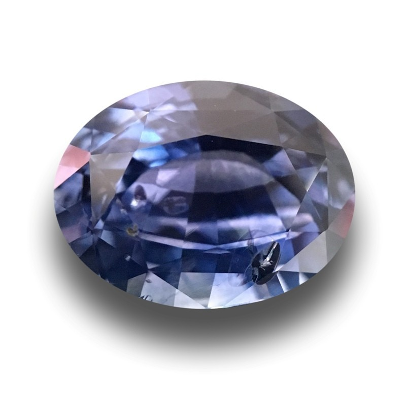 1.58 Carats Natural Blue sapphire |Loose Gemstone|New Certified| Sri Lanka