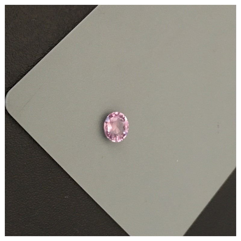 1.01 Carats| Natural Pink Sapphire| Loose Gemstone| Sri Lanka - New