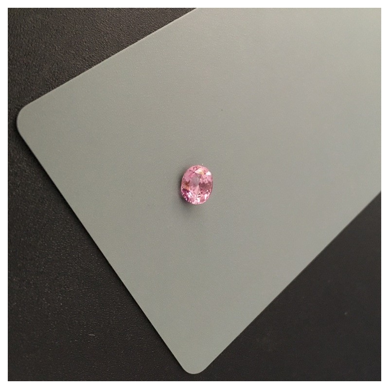 1.13 Carats | Natural Unheated Pink Sapphire| Sri Lanka - New