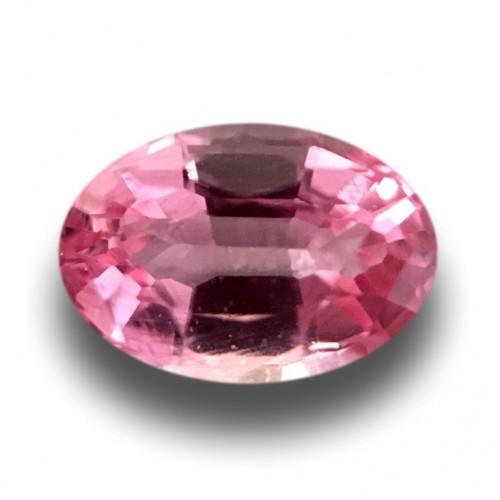 0.53 Carats|Natural Pink Sapphire|Loose Gemstone|Sri Lanka - New
