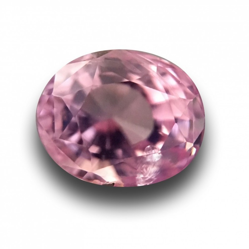 1.23 Carats | Natural Unheated Pink Sapphire|Sri Lanka - New