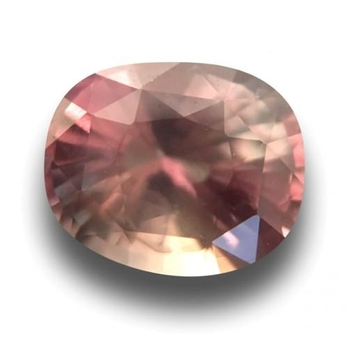 1.25 Carats | Natural Brown Pink Sapphire|Sri Lanka-New