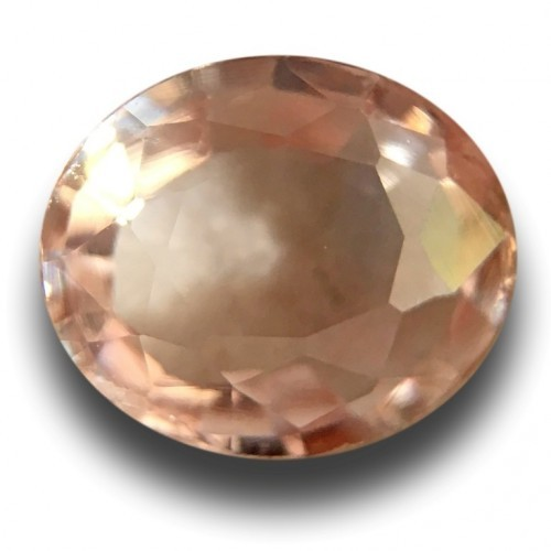 1.09 Carats | Natural Pinkish Yellow Sapphire |Certified | Sri Lanka - New
