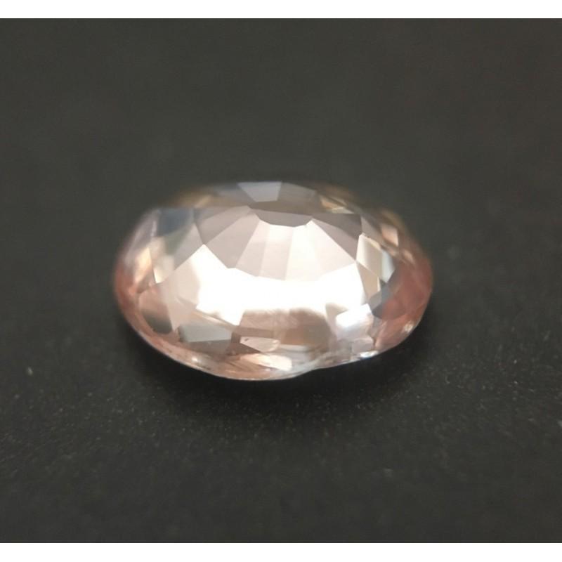 1.09 Carats | Natural Pinkish Yellow Sapphire |Certified | Sri Lanka - New