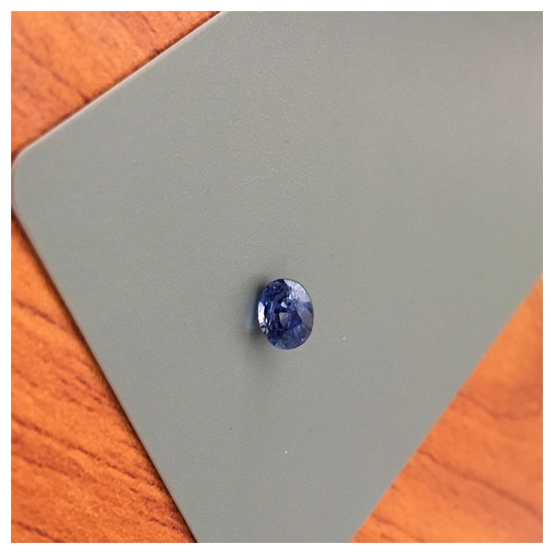 1.15 Carats Natural Blue sapphire |Loose Gemstone|New Certified| Sri Lanka