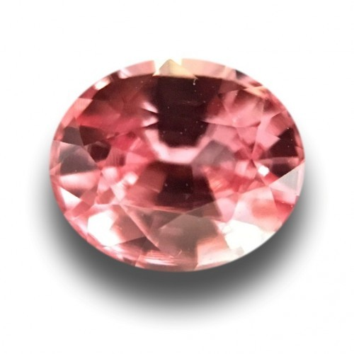 0.53 Carats | Natural Padparadscha | Loose Gemstone | Sri Lanka - New