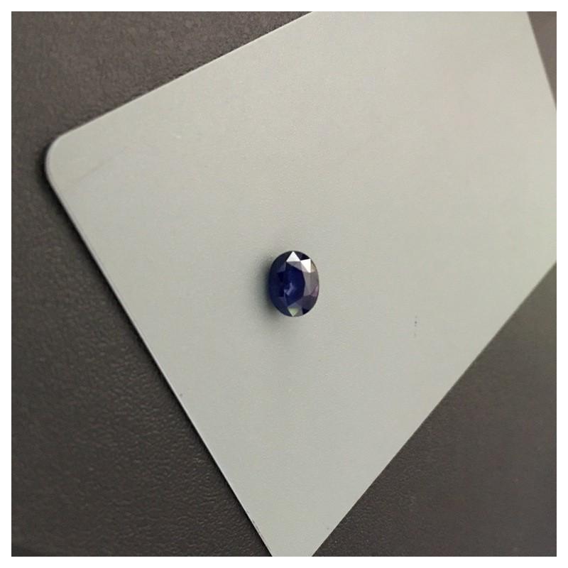 1.59 Carats Natural Dark blue sapphire |Loose Gemstone|New Certified| Sri Lanka