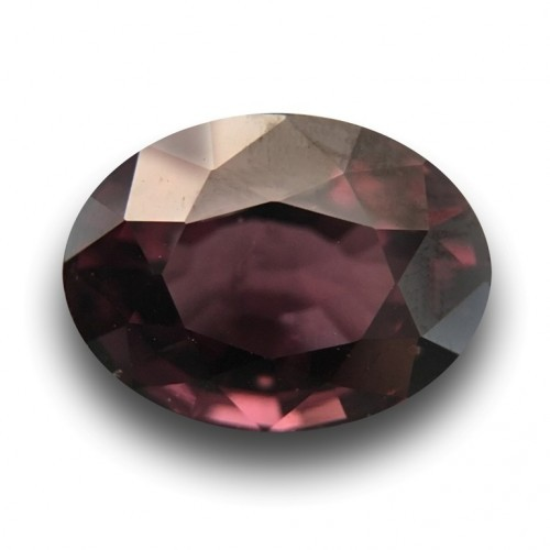3.14 Carats |Natural Unheated purple Spinl|Loose Gemstone|Sri Lanka - New