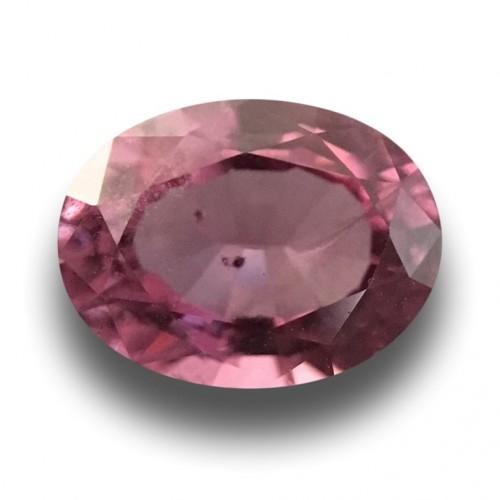 1.47 Carats   Natural Unheated purple Spinel  Loose Gemstone Sri Lanka - New