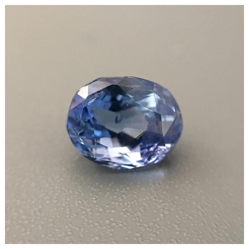 1.34 Carats Natural Blue Sapphire   Loose Gemstone  Sri Lanka - New