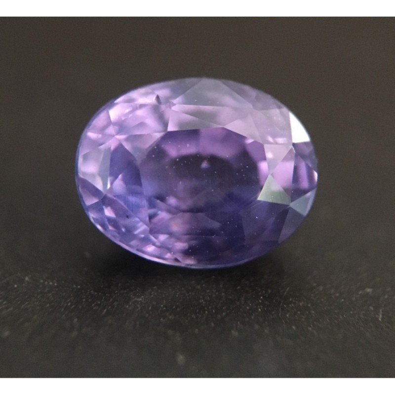 1.48 Carats| Natural violet sapphire|Loose Gemstone|New|Sri Lanka