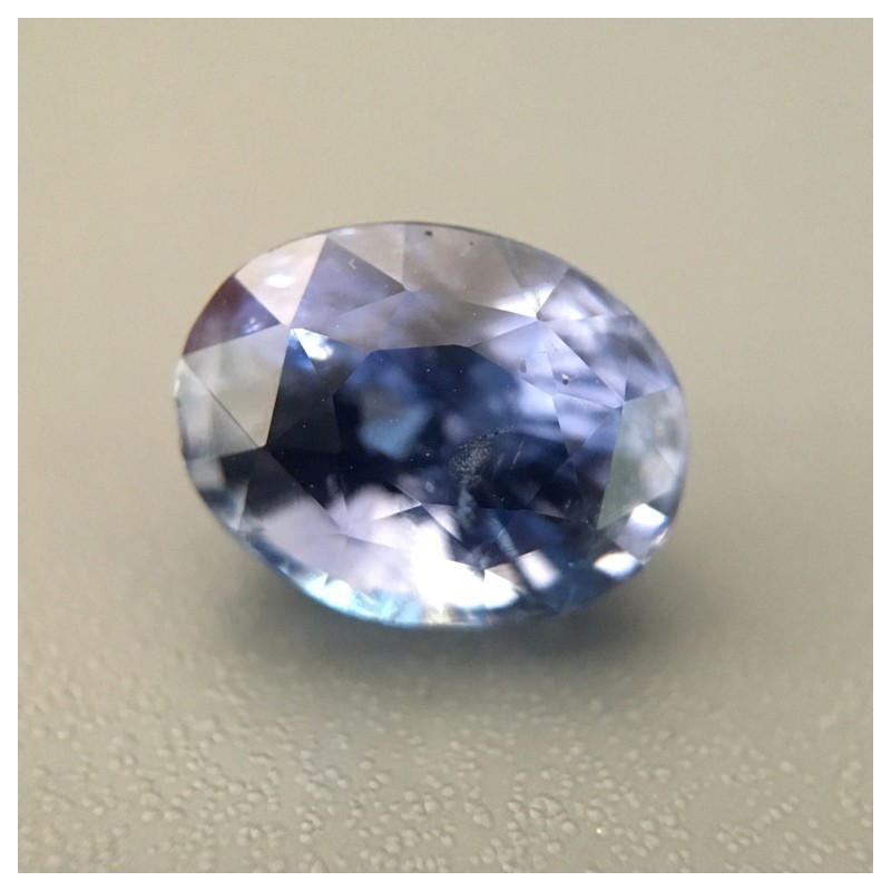 2.52 Carats|Natural Unheated Blue Sapphire|Loose Gemstone|Sri Lanka - New