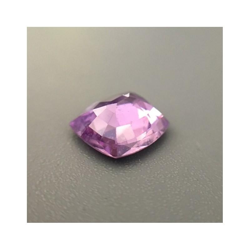 1.51 Carats Natural Purple Purple Sapphire|New Certified| Sri Lanka