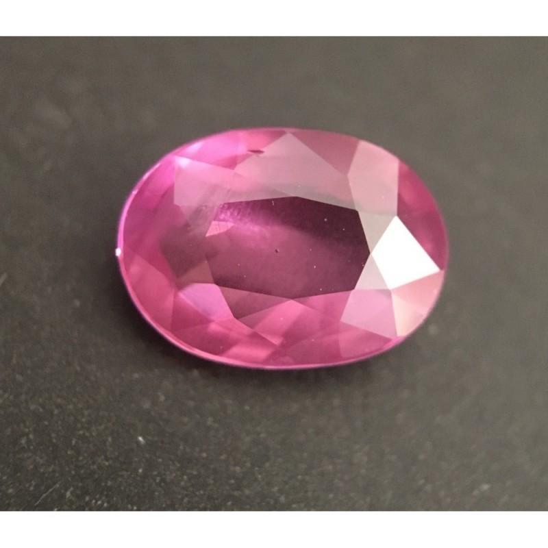 1.20 Carats Natural Pink Sapphire Loose Gemstone Sri Lanka - New