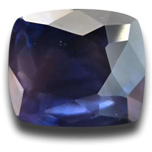 1.07 Carats| Natural Unheated violet sapphire|Loose Gemstone|New|Sri Lanka