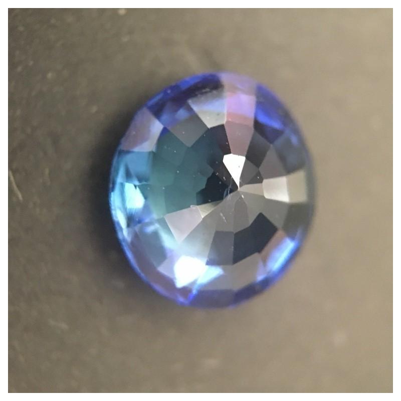 1.18 Carats  Natural Unheated Blue Sapphire Loose Gemstone Sri Lanka - New