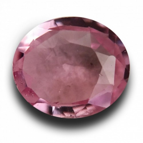 1.42 Carats|Natural Unheated Pink Sapphire|Loose Gemstone|Sri Lanka- New