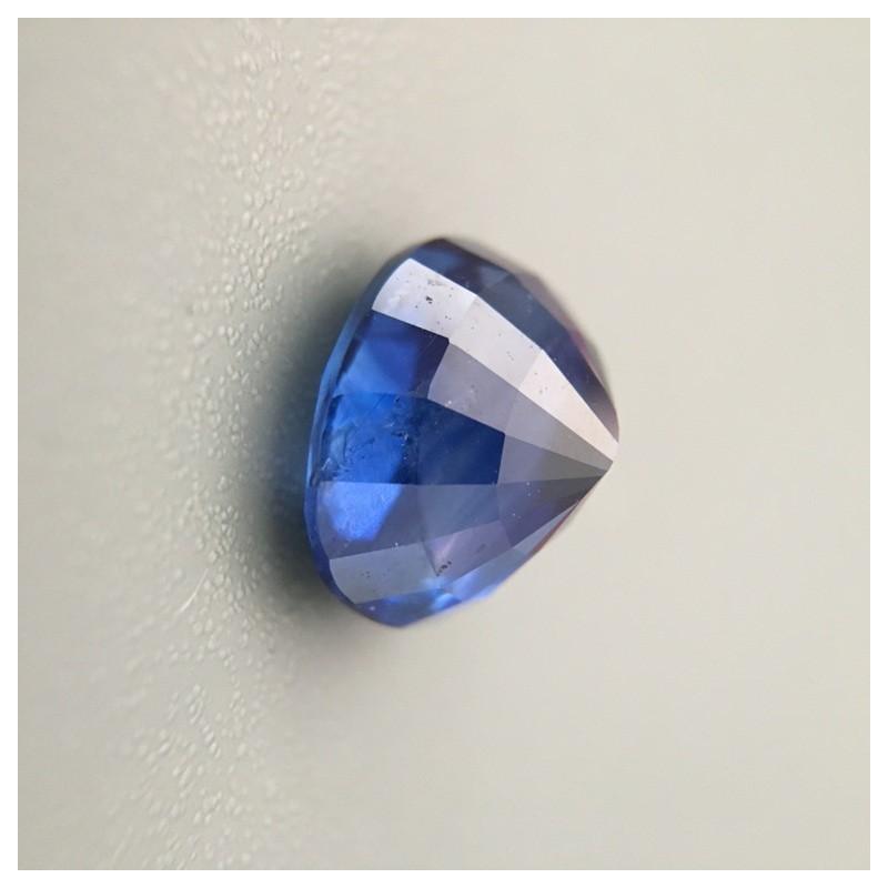 2.07 Carats Natural Blue Sapphire |Loose Gemstone|New Certified| Sri Lanka