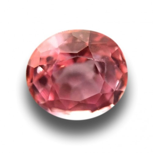 0.68 Carats|Natural Padparadscha|Loose Gemstone|Sri Lanka-New