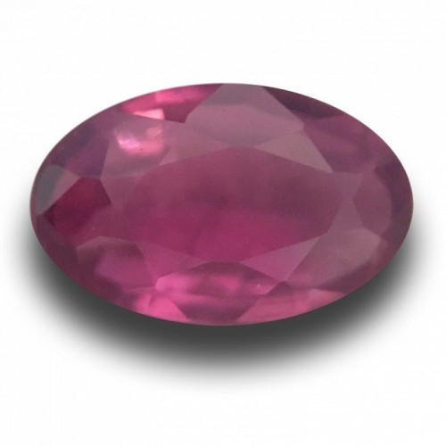 1.21 Carats|Natural Pink Sapphire|Loose Gemston|Sri Lanka - New