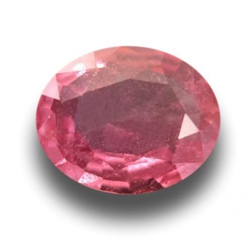 0.95 Carats|Natural Padparadscha|Loose Gemstone|Sri Lanka - New