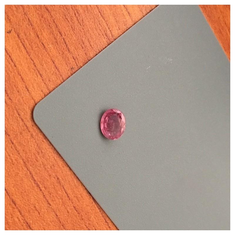 0.95 Carats Natural Padparadscha Loose Gemstone Sri Lanka - New
