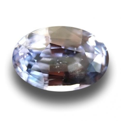 1.14 Carats  Natural Blue Sapphire Loose Gemstone Sri Lanka - New