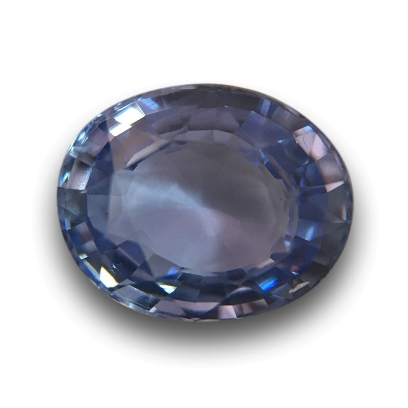 1.65 Carats|Natural Blue Sapphire|Loose Gemstone|Sri Lanka - New
