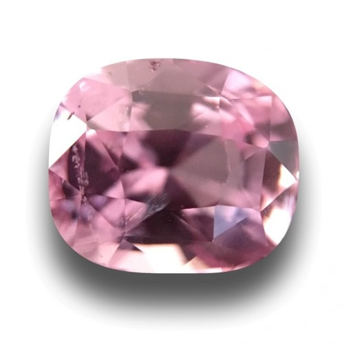 1.55 Carats Natural Pink Sapphire |Loose Gemstone|New Certified| Sri Lanka