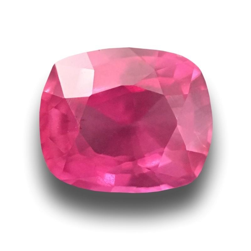 1.36 Carats|Natural Pink Sapphire|Loose Gemstone|Sri Lanka - New