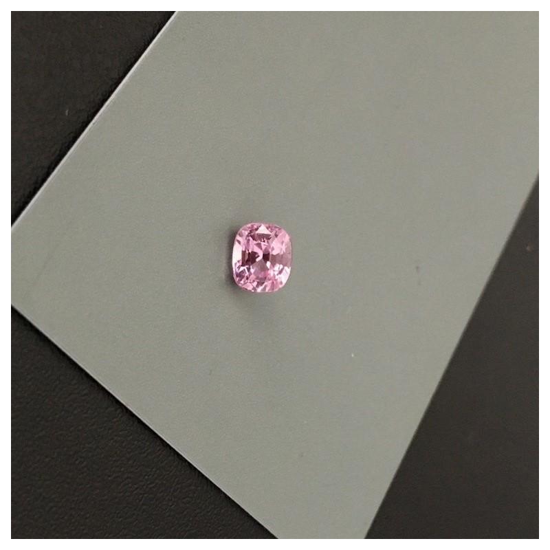 1.55 Carats Natural Pink Sapphire  Loose Gemstone New Certified  Sri Lanka
