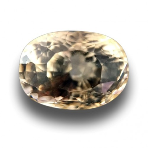 1.51 Carats|Natural Unheated Yellow Sapphire Sapphire- New