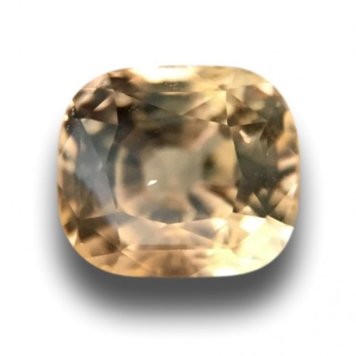 1.59 Carats|Natural Unheated Yellow Sapphire|Loose Gemstone|Ceylon - New