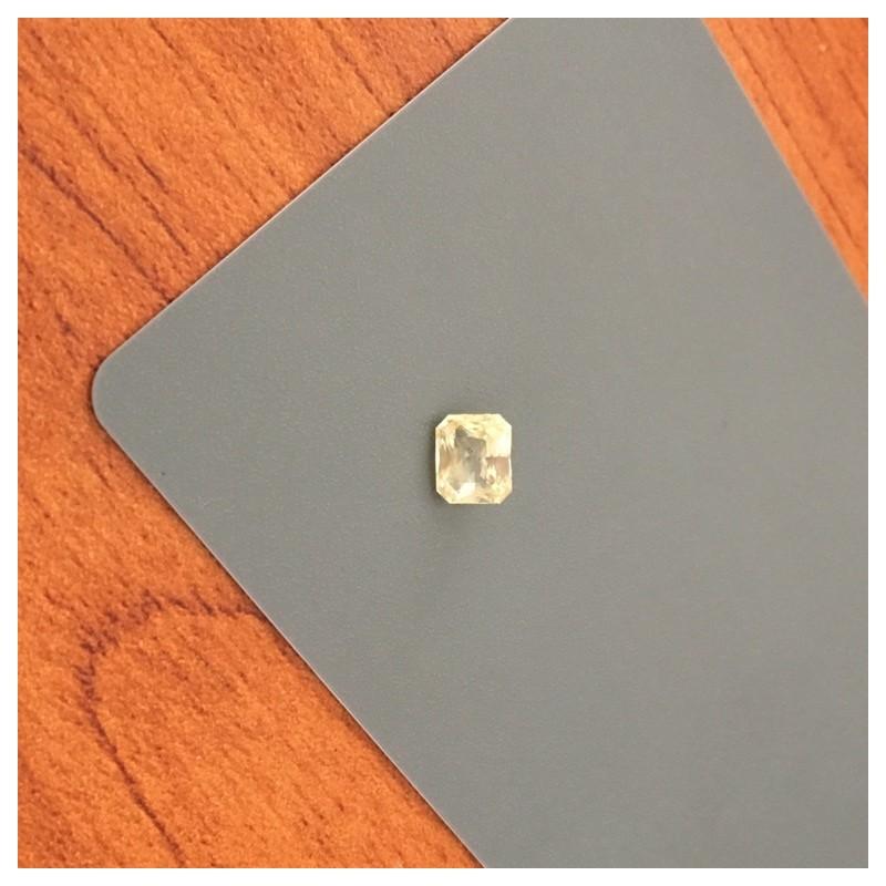 1.10 Carats |Natural Unheated Yellow Sapphire|Sri Lanka-New