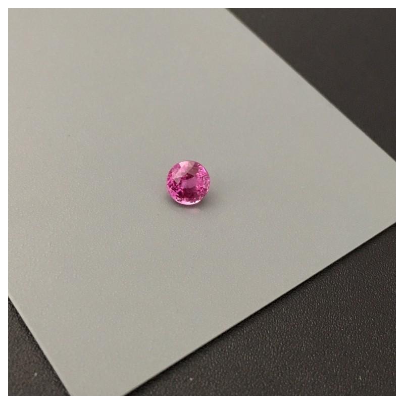1.01 Carats  Natural pink Sapphire  Loose Gemstone Srilanka-New