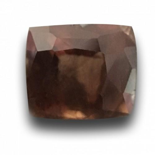 1.02 Carats|Natural Unheated Brown Sapphire|Loose Gemstone|Sri Lanka-New