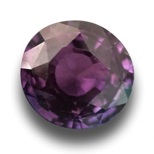 1.34 Carats|Natural Purples Sapphire|Loose Gemstone|Sri Lanka - New