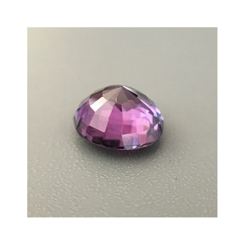 1.34 Carats|Natural Purples Sapphire|Loose Gemstone|Sri Lanka - New