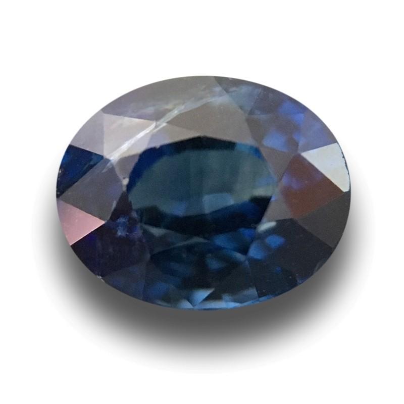 1.37 Carats | Natural Blue Sapphire|Loose Gemstone|Sri Lanka - New