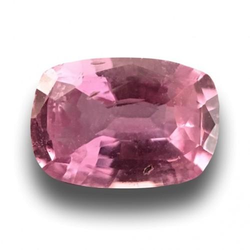 1.01 Carats Natural Pink sapphire |Loose Gemstone|New Certified| Sri Lanka